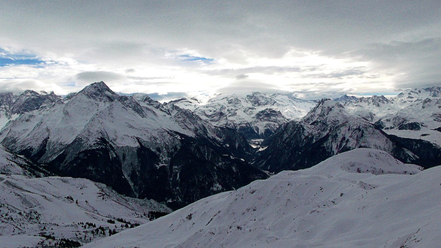 Muntii Alpi Franta