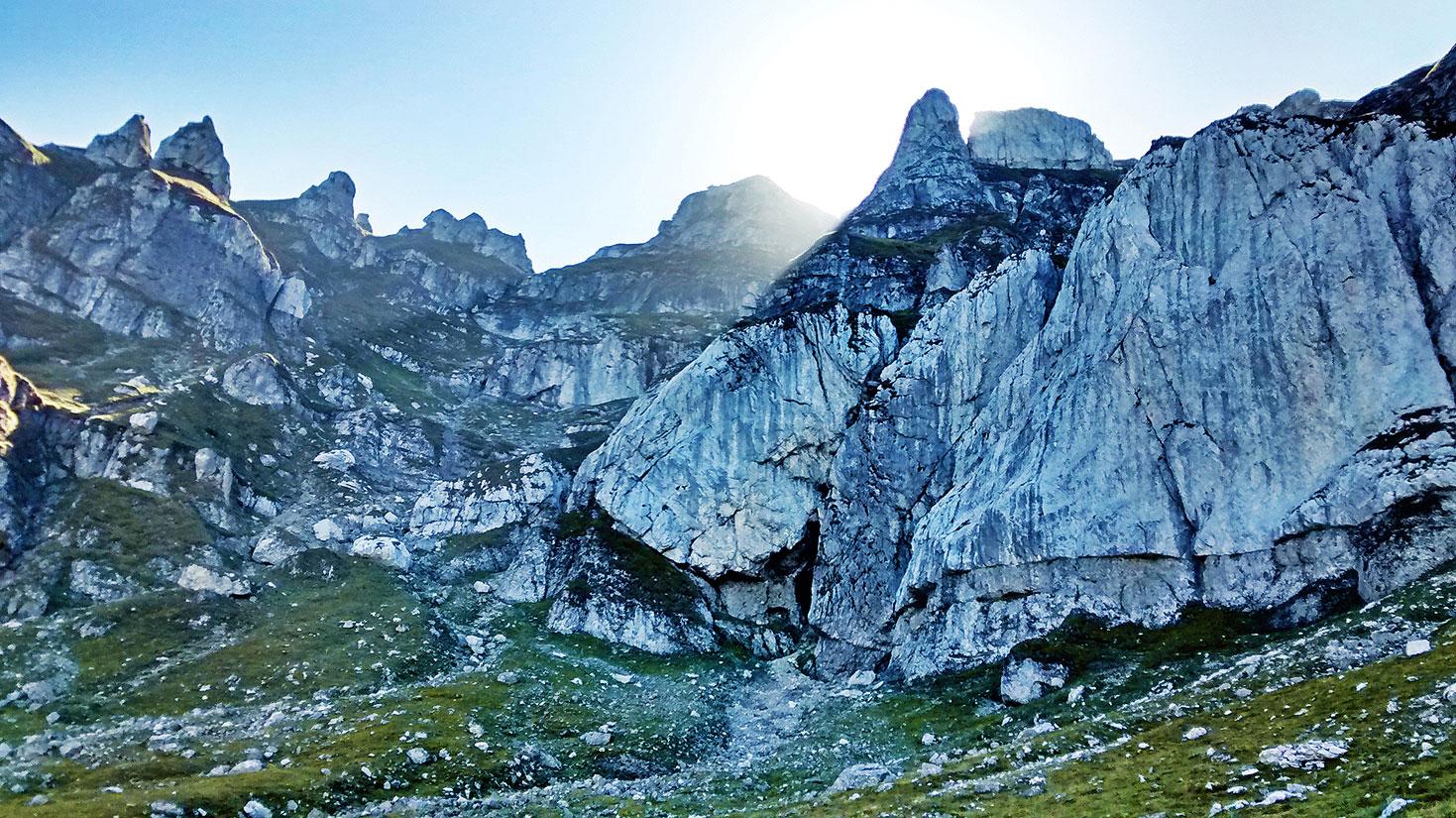 Valea Ciubotea Bucegi